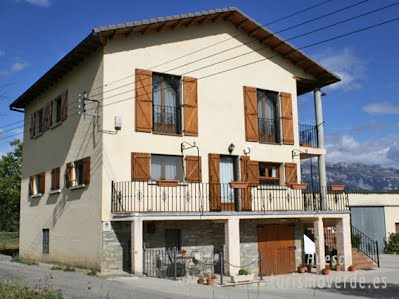 Turismo Verde Huesca. Casa Pons en Guaso