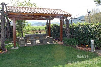 TURISMO VERDE HUESCA. Casa Pons